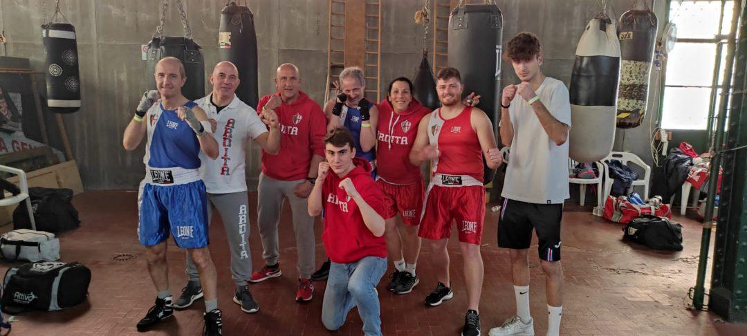 Gym Boxe: realtà importante in casa Ardita