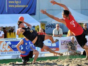 Beach Handball: D'Attis e Benini convocati in Nazionale