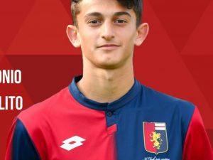 Un loanese campione d'Italia: Gabriele Insolito vince lo scudetto con il Genoa Under 18