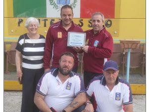 Il Gsp Ventimiglia vince il Memorial De Carolis