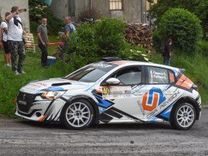 Un grande Rally della Lanterna per la Lanterna Corse Rally Team
