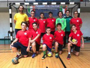 Final 4 a Genova: Under15 Maschile Pallamano Imperia si conferma in crescita
