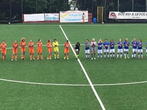Eccellenza Femminile: domenica Vado-Pavia e Superba-Sampdoria