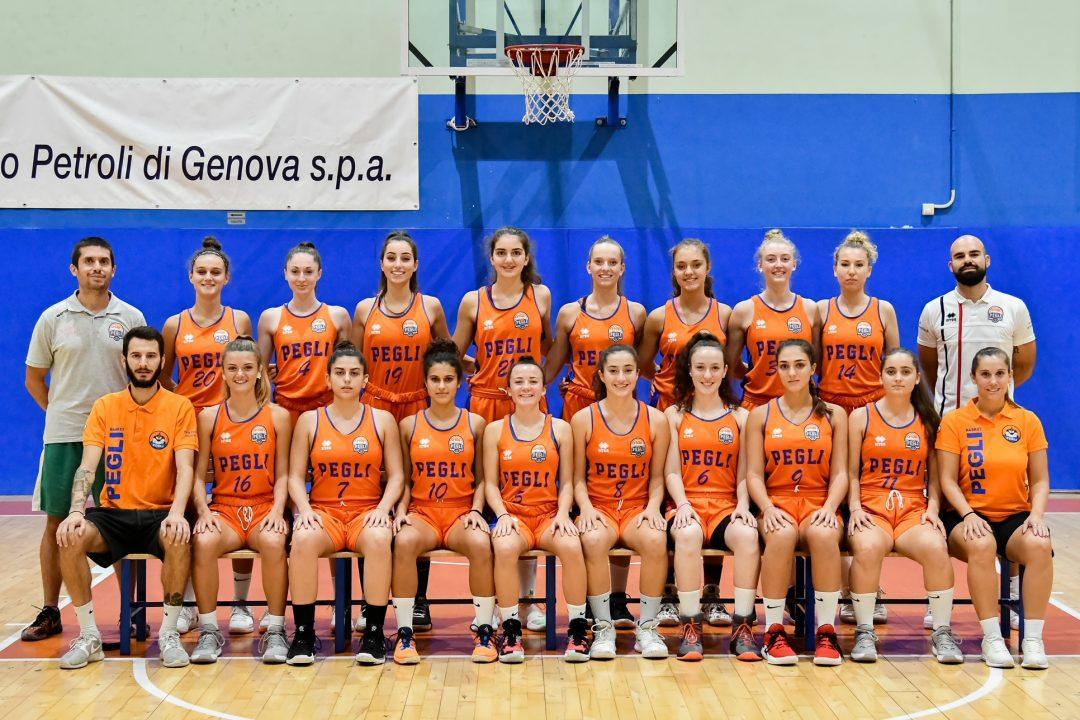 Basket Pegli da mercoledì a Battipaglia per la Coppa Italia Under 20 femminile