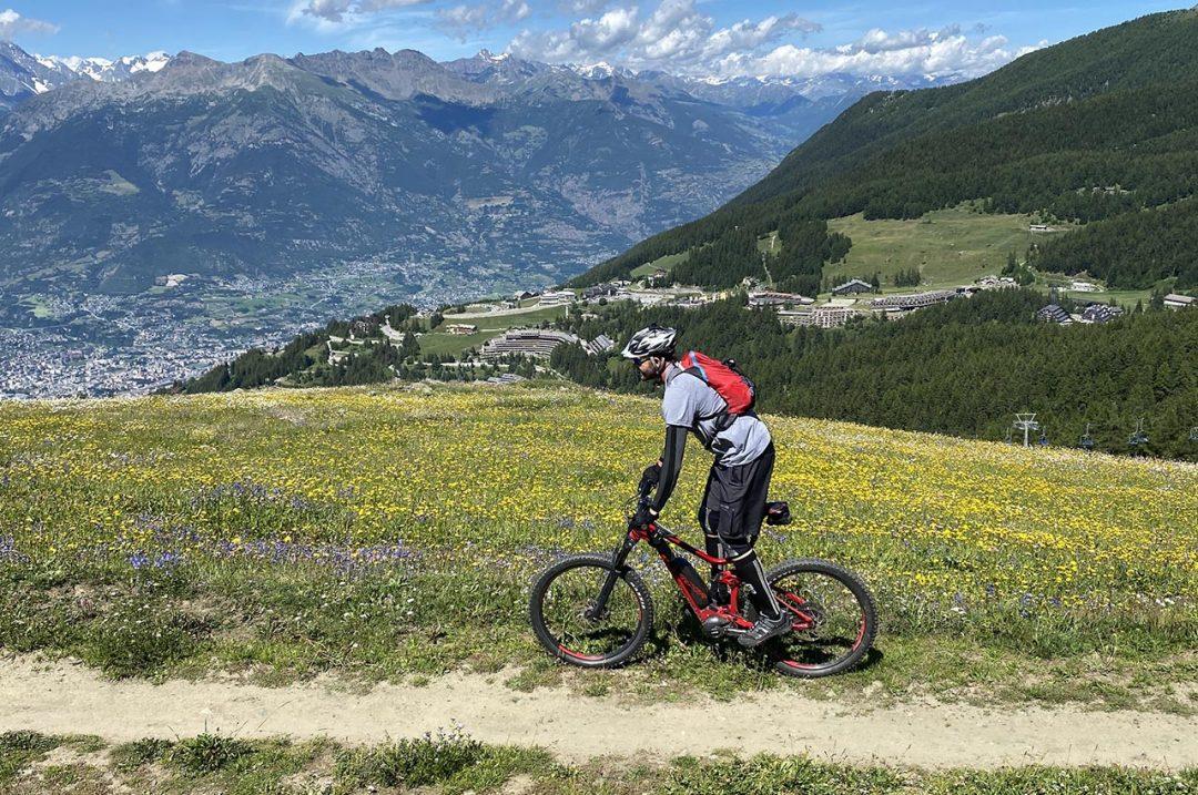 """A Pila nel cuore delle Alpi una estate """"sportiva"""""""