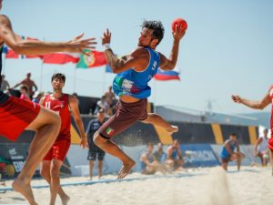 Domenica a Ventimiglia secondo torneo della stagione relativo lo Challange Francese Beach Handball  Région sud
