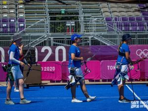 Tokyo: Chiara Rebagliati e la squadra azzurra fermate ai quarti
