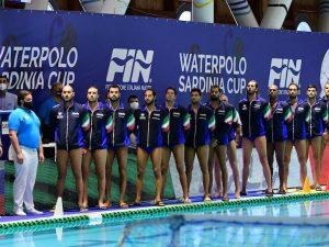 Sardinia Cup, verso le Olimpiadi Italia-Russia 16-9