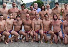 La squadra di serie B. Foto Mauro Celli