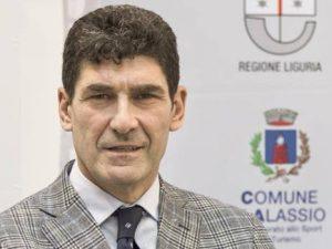 Loano (Tricolori) e Alassio (Mondiali): il presidente De Sanctis nel Ponente ligure