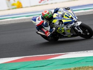 National trophy 1000: domenica Christian Gamarino gareggia a Misano