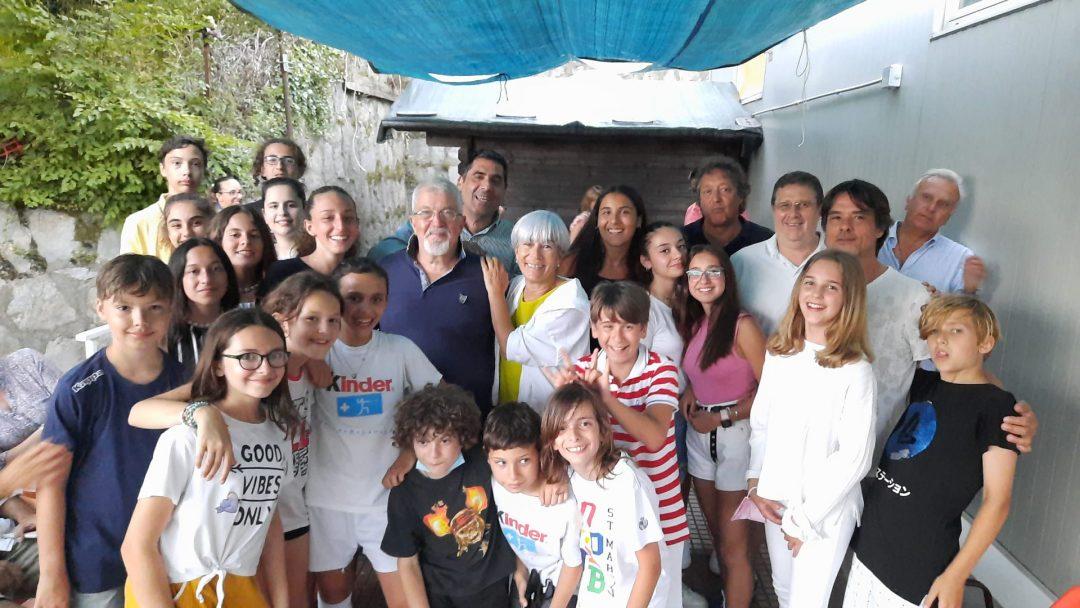 A Rapallo 35 anni di Scherma al servizio di famiglie e campionesse