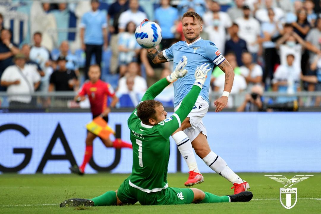 Game, Set, Match…Lazio-Spezia 6-1