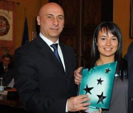 Tokyo: notte azzurra con Viviana Bottaro, l'in bocca al lupo di Stefano Anzalone