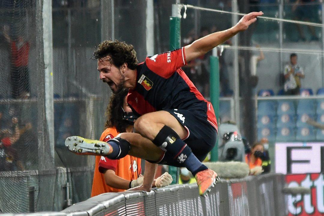 Gli 8 minuti di gloria e baldoria non cancellano la desolazione dei primi '75 di Genoa-Verona