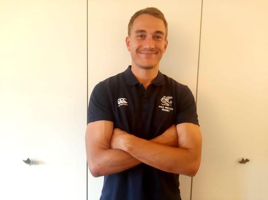 Intervista a Jack Rosa, nuovo capitano della Pro Recco Rugby