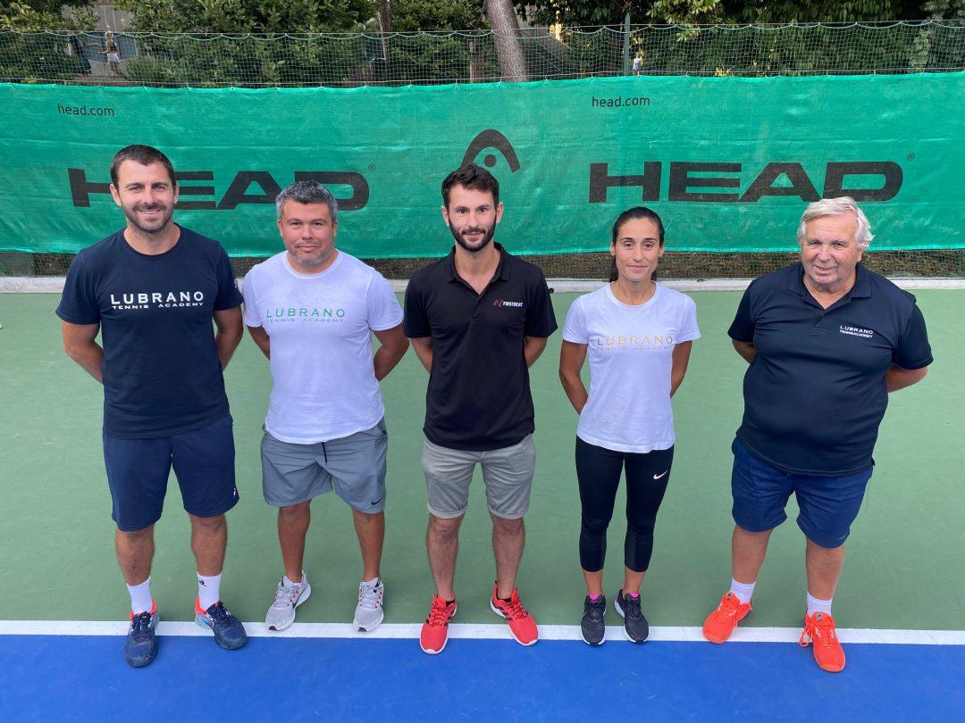 """Lubrano Tennis Academy e Firstbeat Technologies """"insieme"""" nel segno dell'eccellenza"""