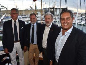 "Un team italiano alla ""The Ocean Race"""