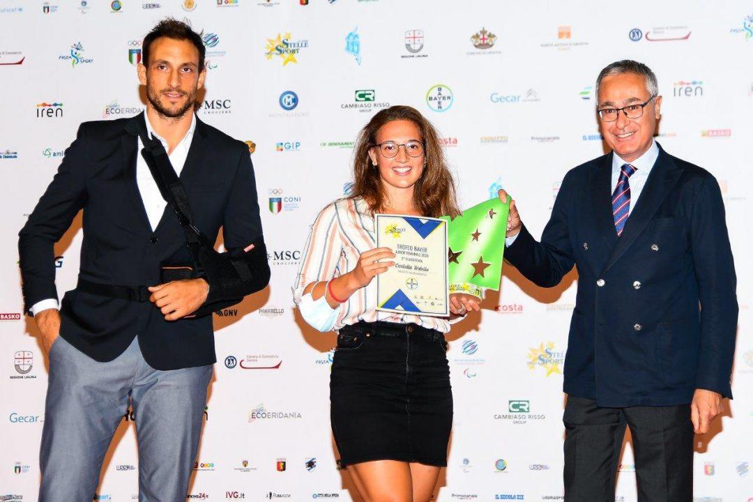 Bayer Italia al Galà e alla Festa dello Sport 2021
