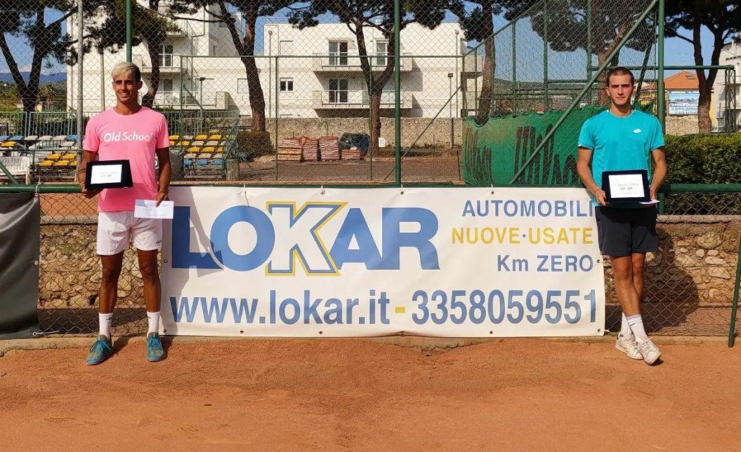 Trofeo Lokar: vincono Massimino e Canavese
