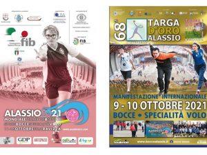 Targa, Mondiali e due speciali convegni: ottobre da favola per Alassio
