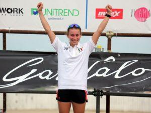 Coastal Rowing: due titoli italiani beach ed endurance per Alice Ramella