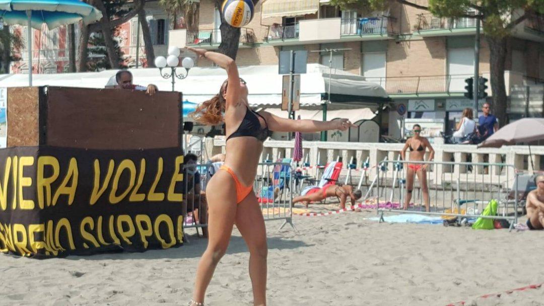 A Diano Marina l'estate si chiude ospitando il Beach Volley del circuito nazionale Fipav