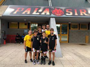 Under 12: Colombo in finale contro Novi