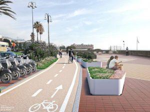 Approvato il progetto definitivo della pista ciclabile di corso Italia