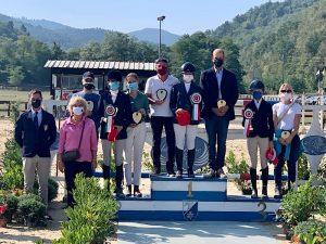 A Mallare successo per i Tricolori Pony e il Trofeo Nazionale Allievi