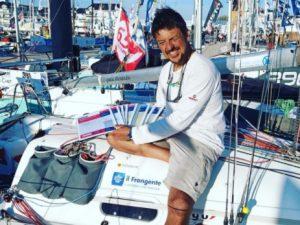 Mini Transat: prima esperienza per Francesco Renella