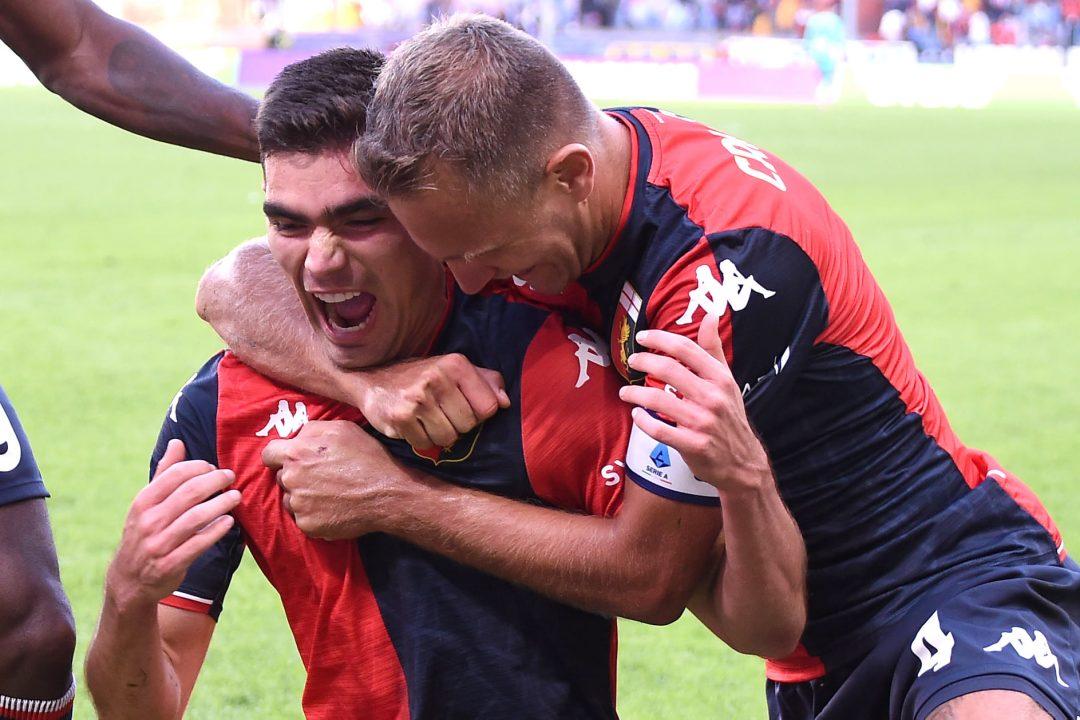Col Sassuolo ennesima resurrezione del Genoa, il debuttante Vásquez firma il 2-2 della rimonta al 90′