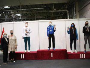 Budapest: bronzo per la spezzina Madrignani