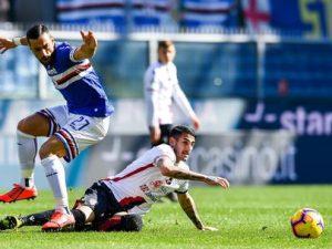 Contro un Cagliari in difficoltà la Samp è senza scuse: deve vincere
