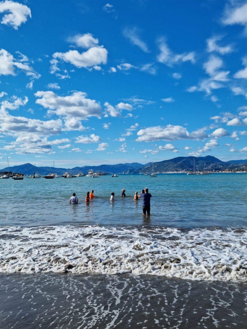 Water Walking nuova disciplina sportiva, concluso aggiornamento per docenti SC. Motoria Liguria