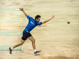 Matteo Mana torna ad Alassio dopo i due titoli mondiali Under 23