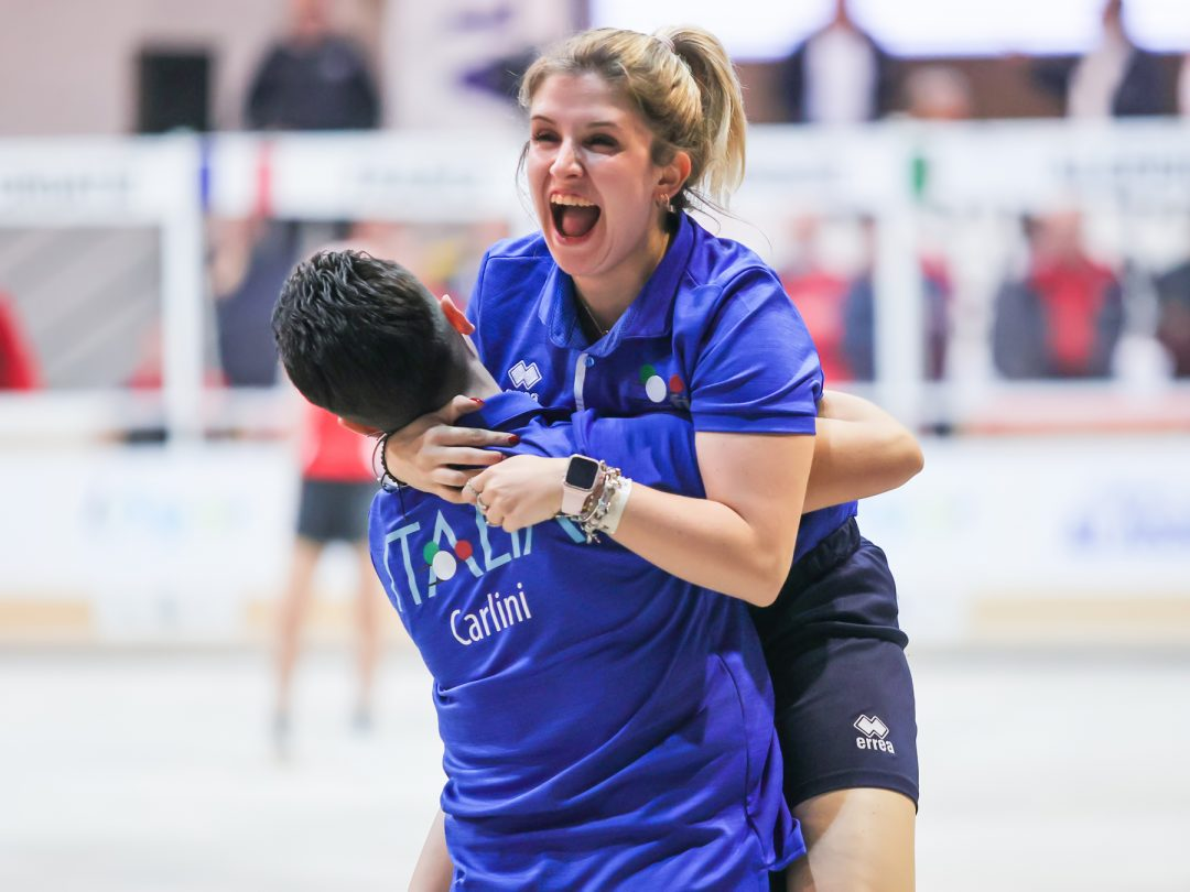 Mondiali: Italia tre volte d'oro ad Alassio