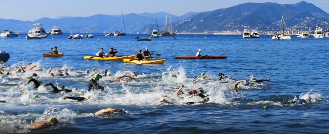 Sant'Anna 2.0 chiude la speciale stagione di nuoto in mare YC Sestri Levante